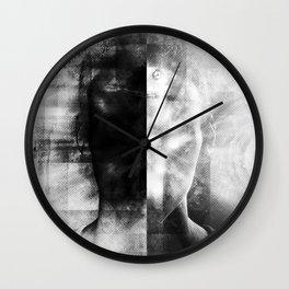 Dichotomy Wall Clock