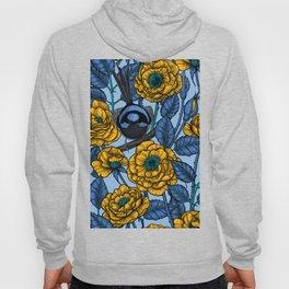 Wren in the roses Hoody