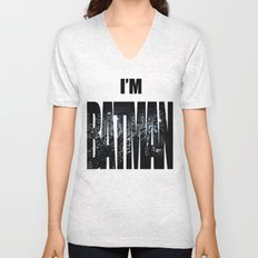 The Dark Knight Unisex V-Neck