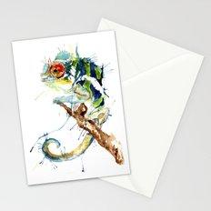 My Chameleon Stationery Cards