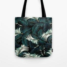 TROPICAL JUNGLE - Night Tote Bag