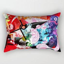 Exquisite Corpse: Round 6 Rectangular Pillow