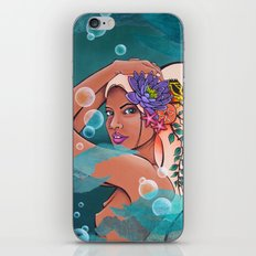 Nereid Thaleia iPhone & iPod Skin