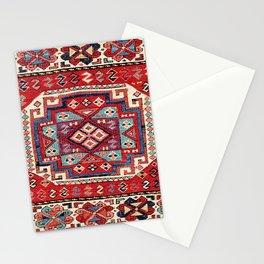 Shahsavan Azerbaijan Northwest Persian Mafrash Print Stationery Cards