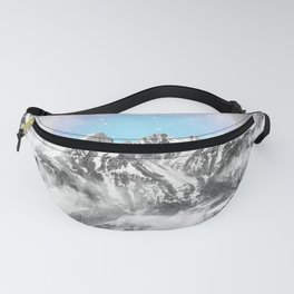 It Seemed To Chase the Darkness Away II Fanny Pack