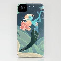 Sky Mermaid iPhone (4, 4s) Slim Case