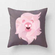 Lion - Steven Universe Throw Pillow