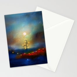 A beautiful Christmas Stationery Cards