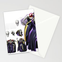 Ainz Ooal Gown OverLord Stationery Cards
