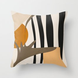 Abstract Art2 Throw Pillow