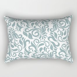 Tracery pattern Rectangular Pillow