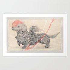 Cecil Art Print