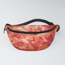 Boundless Journey, Abstract Art Swirls Fanny Pack