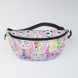 Life Between the Dots Fanny Pack