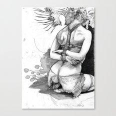 Bound in Detail Canvas Print