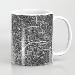 Munich, Germany street map Coffee Mug