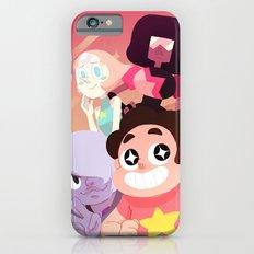 Steven Universe gems iPhone 6 Slim Case