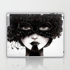 La veuve affamee Laptop & iPad Skin