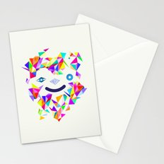 Chromatic character  Stationery Cards