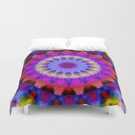 colorFul mandala Duvet Cover
