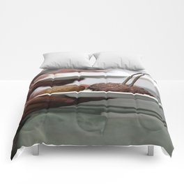 Summertime Grilling Comforters