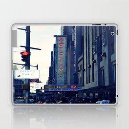 Radio City Laptop & iPad Skin