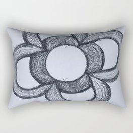 Flor de Barcelona Rectangular Pillow