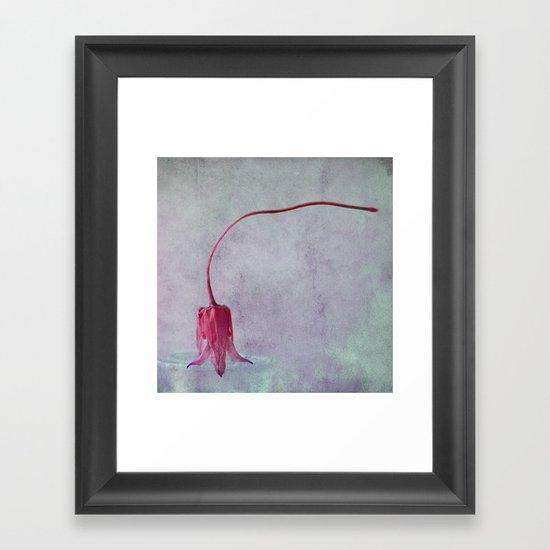 sweet pastell Framed Art Print