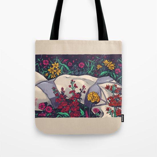 fluidity I color Tote Bag