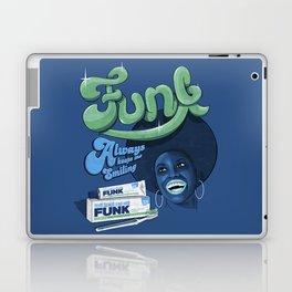 FUNK - ALWAYS KEEPS ME SMILING Laptop & iPad Skin