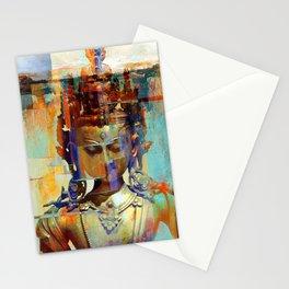 Dakini Wisdom Goddess #5 Stationery Cards