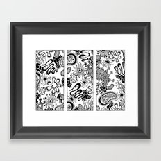 Protista Framed Art Print