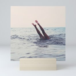 Summer Handstand Mini Art Print