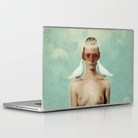 serenity Laptop & iPad Skins featuring Serenity by Seamless