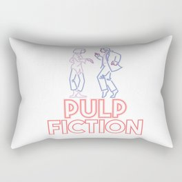 Pulp Fiction - Dance Rectangular Pillow