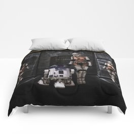 Sexy Sci-Fi 2 Comforters