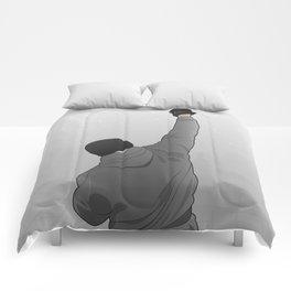 Rocky Balboa Comforters