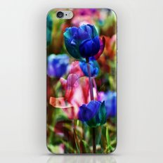 A Floral Dream of Spring iPhone & iPod Skin