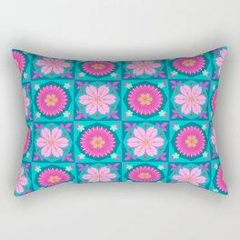 Japanese Blossoms Rectangular Pillow