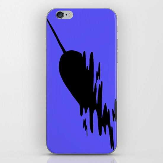 Whale Songs iPhone & iPod Skin