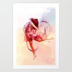 Disengage A Art Print