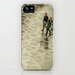 COPENAGUE WALK iPhone Case