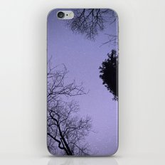 A Starry Night iPhone & iPod Skin