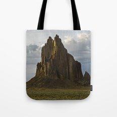 Shiprock, New Mexico. Tote Bag