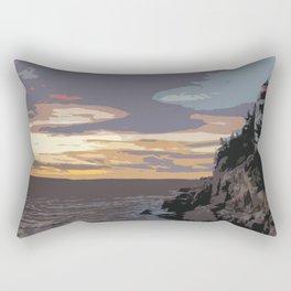 Color of Light Rectangular Pillow