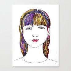 Mandy Canvas Print