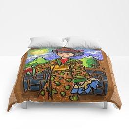Yoru no Asia Comforters