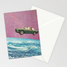 Bon voyage Stationery Cards