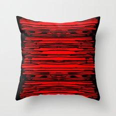 RedRain Throw Pillow