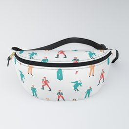 The Land of Bowie Fanny Pack